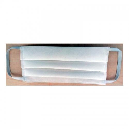 Mascherine protettive lavabili 10Pz. Bianco
