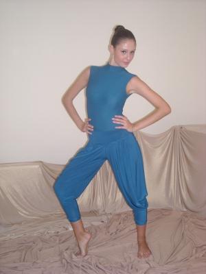Body e pantalone